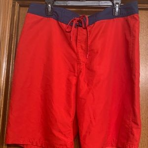 Old Navy Red Swimsuit Size 36